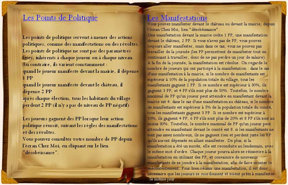 Dico des débutants et annuaire des utilitaires Points-et-manifestations-8f93bb