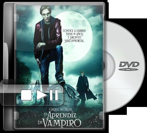 el aprendiz de vampiro 18d88bc El Aprendiz de Vampiro [Español][Calidad DVD]