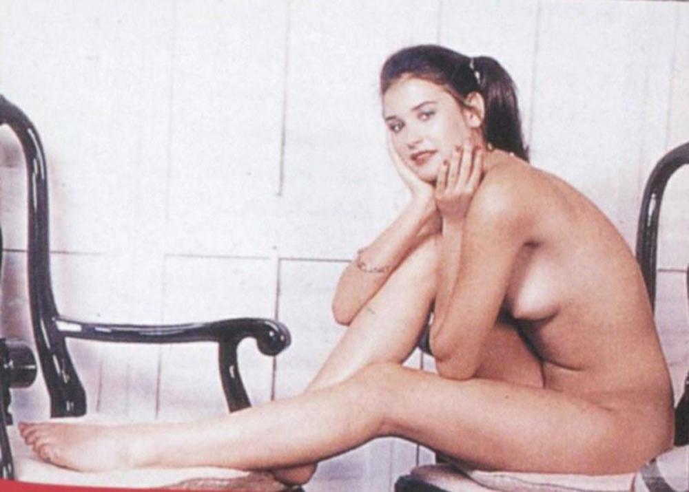 Demi Moore desnuda gratis foto