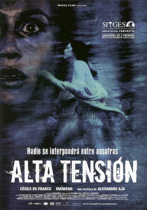 Poster de Alta tension