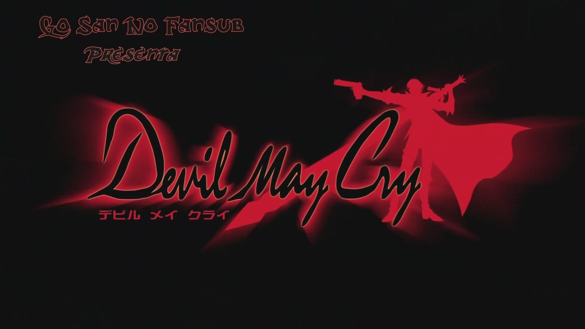 Devil May Cry: ANIME + MANGA + OST  ~Todo en Español ~ 04_01-16f91ae