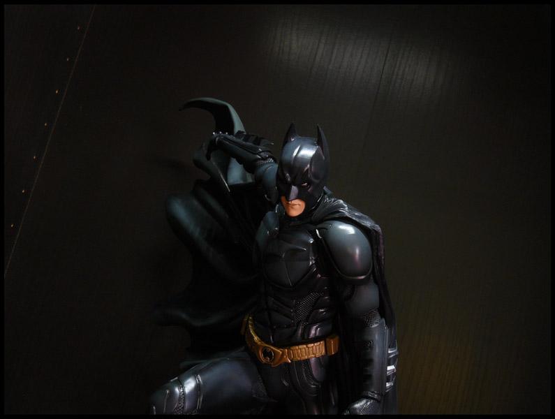"""THE DARK KNIGHT BATMAN """"DARK KNIGHT BAT-SUIT"""" P1010035-82dc5a"""