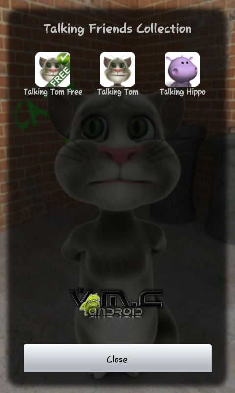 Talking tom cat Free 1