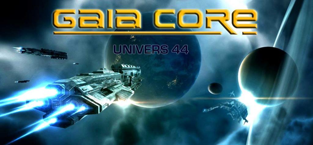 Alliance Gaia Core U44 Index du Forum