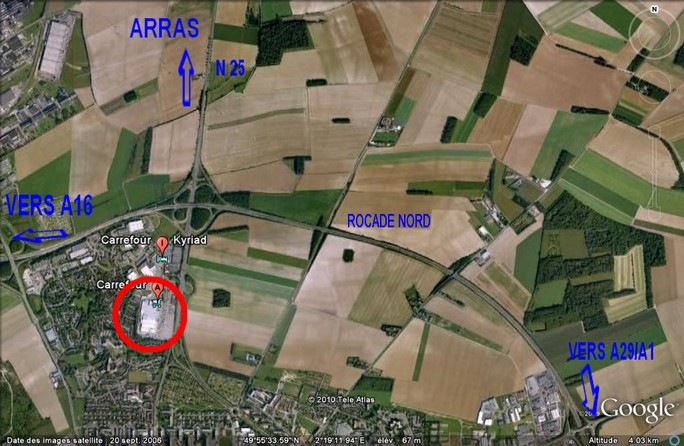 Rassemblement bmw le 09 mai amiens 80 sorties fa - Carrefour amiens nord ...
