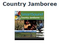 SmartSound Audio Palette Series Vol.22 Country Jamboree , smart sound  samples audio, Vol.22, SmartSound, Country, Audio Palette Series
