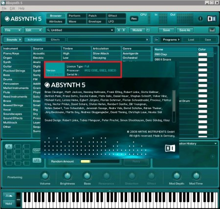 Download Absynth 5 crack mac